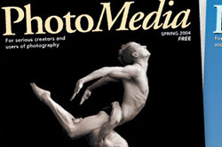 Covers, PhotoMedia magazine