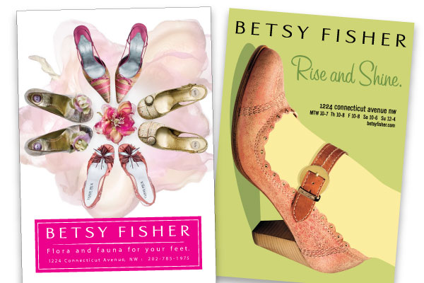 Betsy Fisher posters
